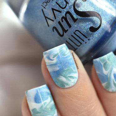 Smooshy marble nail art tutorial 20 3  thumb370f