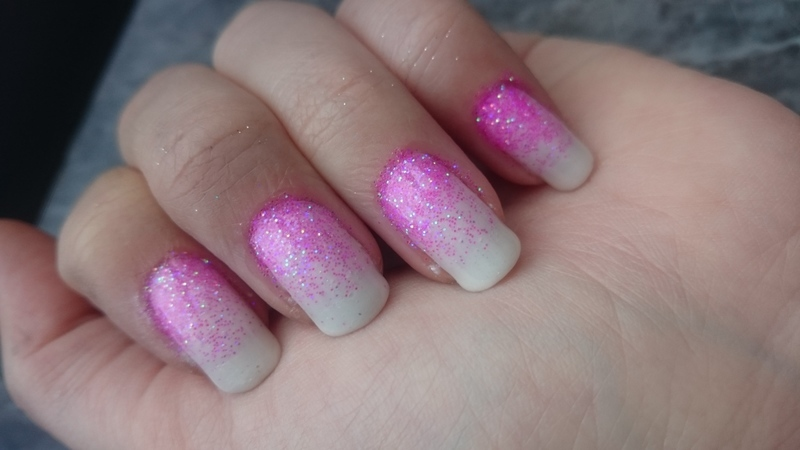 Princess  nail art by Sabina Salomonsson