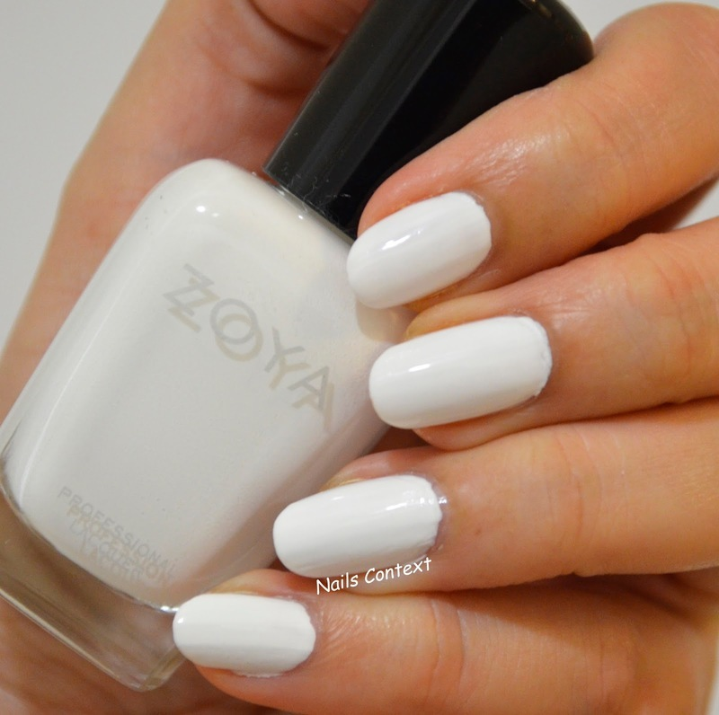 Zoya Purity Swatch by NailsContext