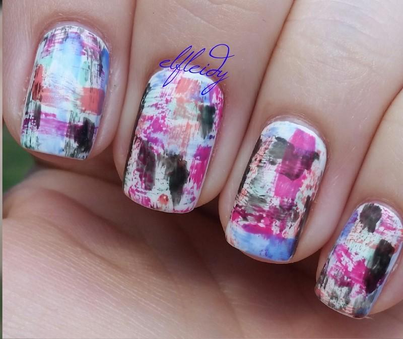 #clairestelle8april 04-04-2017 nail art by Jenette Maitland-Tomblin