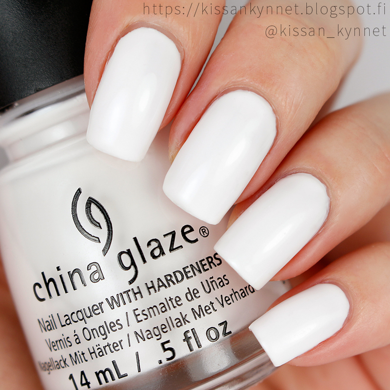 China Glaze Friends Forever, Right? Swatch by Yue