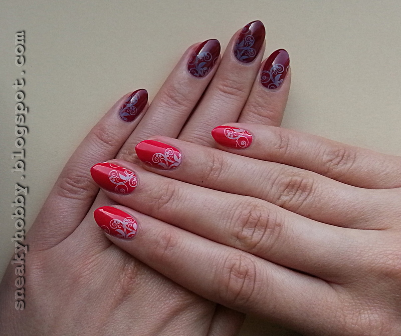 Manicure Gone Wrong.. nail art by Mgielka M - Nailpolis: Museum of ...