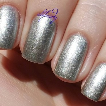 China Glaze It's A-boat Time! Swatch by Jenette Maitland-Tomblin