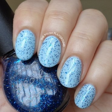 Nicole by OPI Such A Go-Glitter Swatch by Lisa N