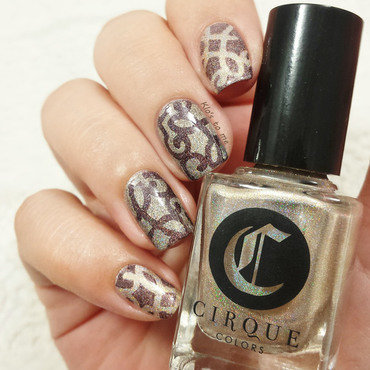 Oriental nail art by klo-s-to-me