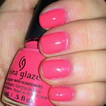CHINA GLAZE nail art by FRANCESCA SPORTELLA