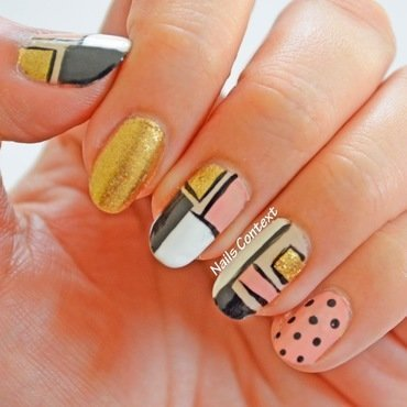 Trendy 20colorblock 20nails 205 thumb370f