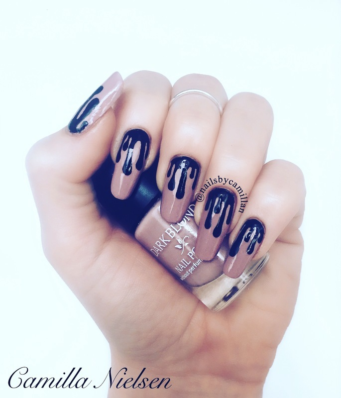 Kylie lip kit nail art by camilla nielsen nailpolis museum of kylie lip kit nail art by camilla nielsen prinsesfo Image collections