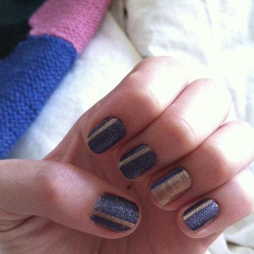 inverse nail art by dazyndara