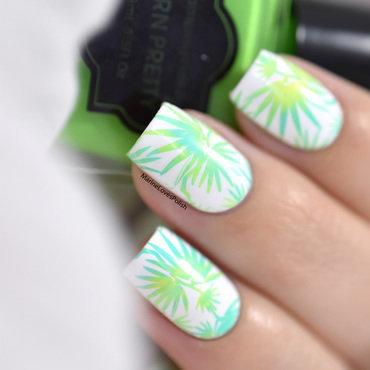 Tropical nail art tutorial 20 3  thumb370f