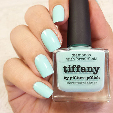 piCture pOlish Tiffany Swatch by klo-s-to-me