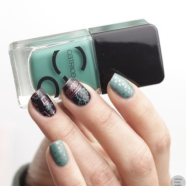 Moyou london hipster collection 16 stamping catrice iconails 13 mermaday mayday 3 thumb370f