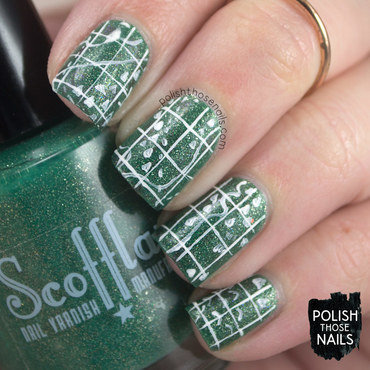 The Hobbit nail art by Marisa  Cavanaugh