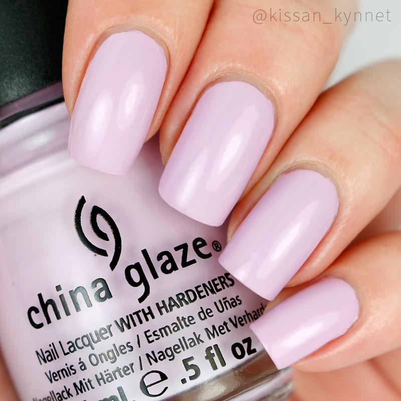 China Glaze Sweet Hook Swatch by Yue
