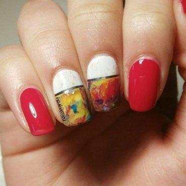 Marble nail art nail art by nailsbyroy