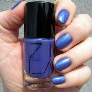 ZILA Shimmer 120 Blue Sky Swatch by Nail Crazinesss