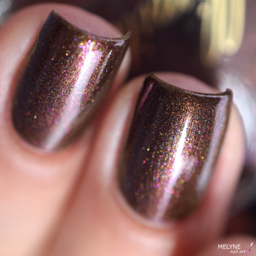Illimité Unsung Hero Swatch by melyne nailart