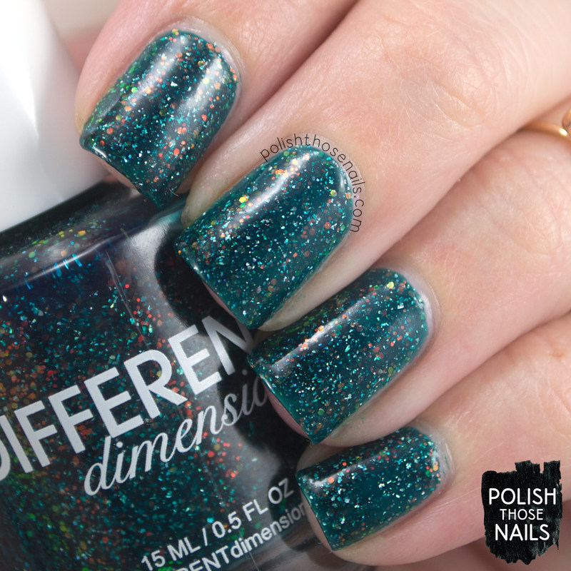 Different Dimension Helix Nebula Swatch by Marisa  Cavanaugh