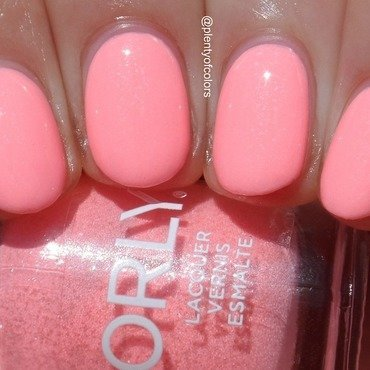 Orly Trendy Swatch by Plenty of Colors