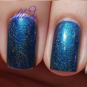Anonymous Lacquer Shifters and Were Chickens Swatch by Jenette Maitland-Tomblin