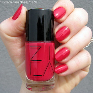 ZILA 105 Jasper Swatch by Nail Crazinesss