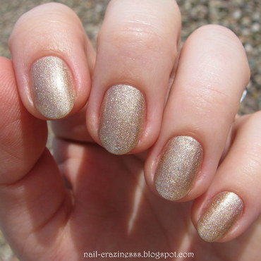 Miss X 244 Swatch by Nail Crazinesss