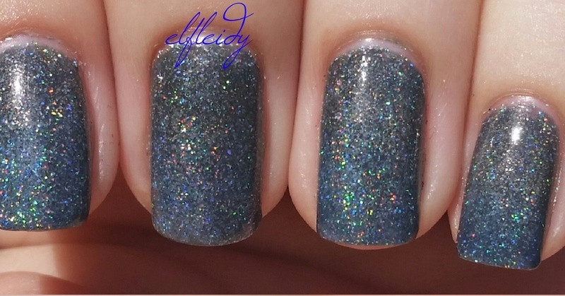 ILNP gradient nail art by Jenette Maitland-Tomblin