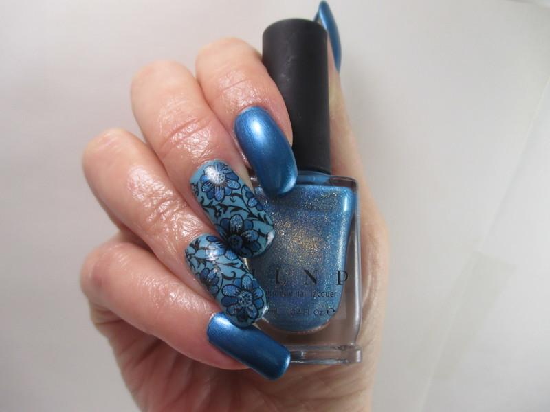 Bijou nail art by NinaB