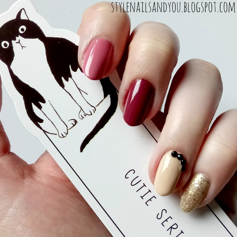 At First Sight nail art by StyleNailsAndYou