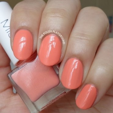 Misqs SP002 and Misqs Kaya Nail Polish SP002 Swatch by Lisa N