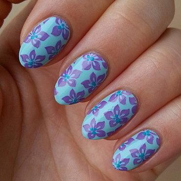 Born Pretty Store Stamping Polish #2603 nail art by Mgielka M