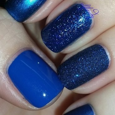 Zoya Dream, Zoya Sia, Zoya Estelle, Zoya Yves, and Zoya Waverly Swatch by Jenette Maitland-Tomblin