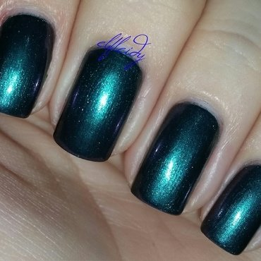 ILNP Neutron Starlette Swatch by Jenette Maitland-Tomblin