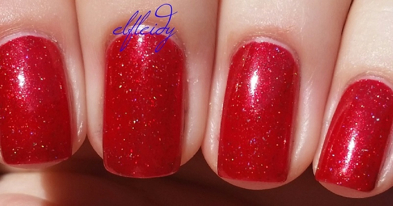 ILNP Stopping Traffic Swatch by Jenette Maitland-Tomblin