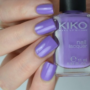 Kiko 331 Violet Swatch by Heipyh