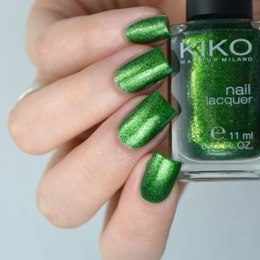 Kiko 20milano 20533 20pearly 20golden 20green thumb370f
