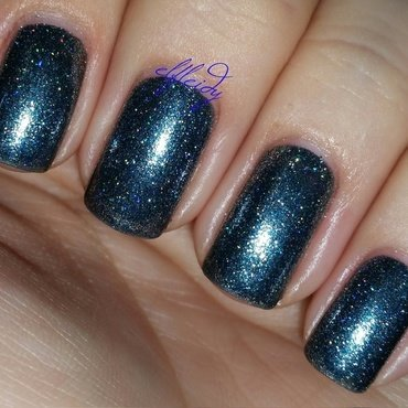 ILNP Arctic Lights Swatch by Jenette Maitland-Tomblin