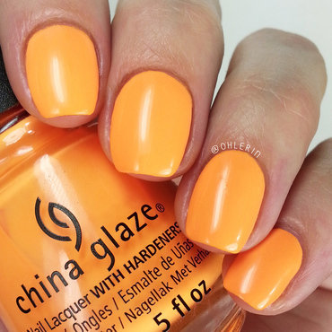China Glaze None of Your Risky Business Swatch by Lindsay