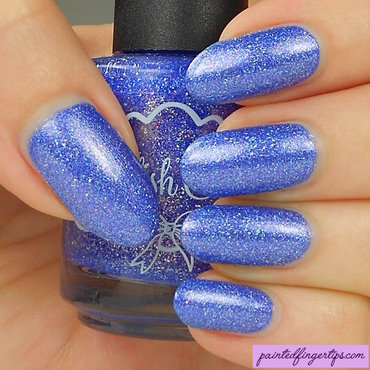 Polish 'M Boost Swatch by Kerry_Fingertips
