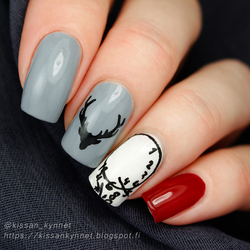 This Is My Design nail art by Yue