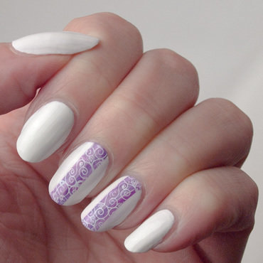 Friday Triad: inspired by Kakine Nail Art nail art by What's on my nails today?