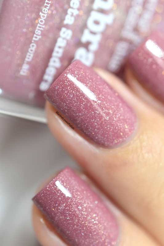 piCture pOlish embrace Swatch by Marine Loves Polish