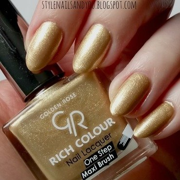 Golden Rose Rich Colour 77 Swatch by StyleNailsAndYou