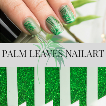 How to palm leaves nailart tutorial thumb370f