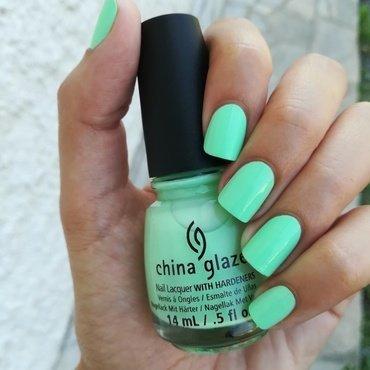China Glaze Highlight of my summer Swatch by Jelena
