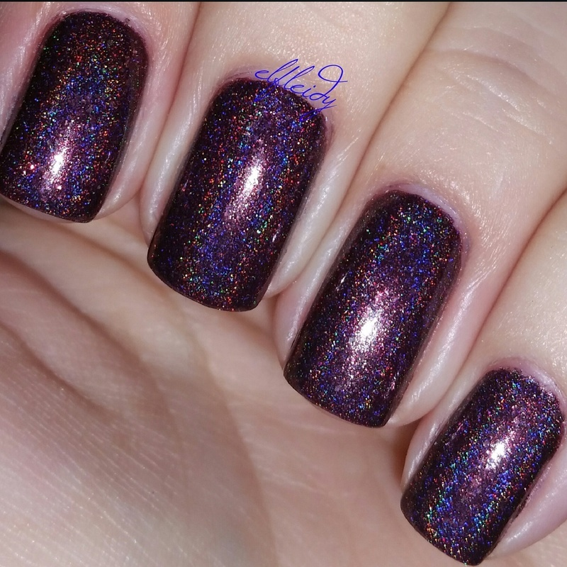 Cupcake Polish Unrequited Love Swatch by Jenette Maitland-Tomblin