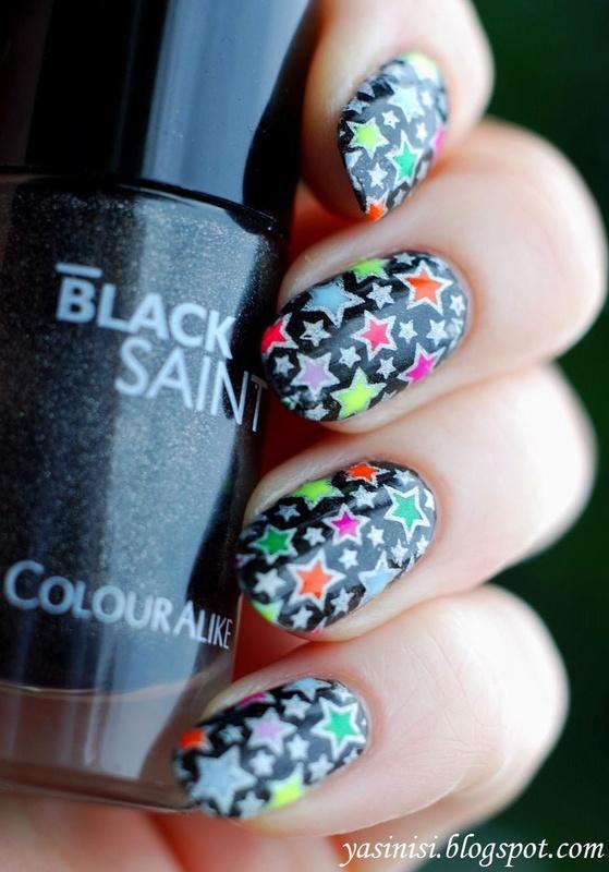 BLP nail art by Yasinisi