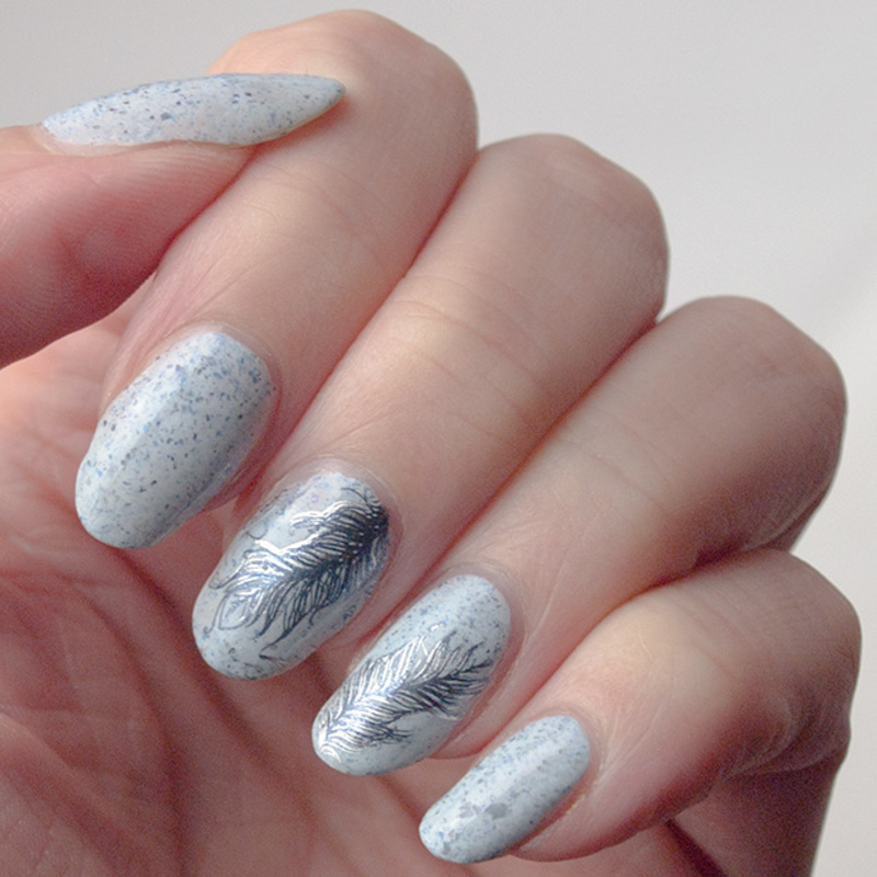 Friday Triad: inspired by Cat's Claws nail art by What's on my nails today?