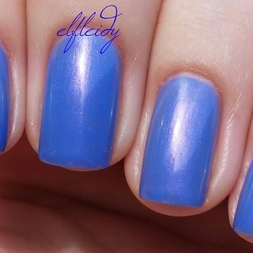 Zoya Saint Swatch by Jenette Maitland-Tomblin