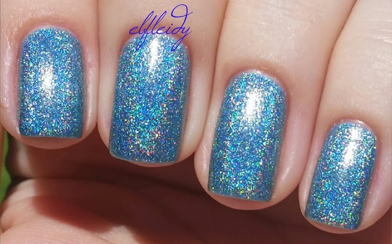 Nine Zero Lacquer December 2016 Swatch by Jenette Maitland-Tomblin